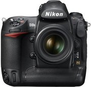 For New Nikon D3S 12.1 MP CMOS Digital SLR Camera with 3.0-Inch LCD an