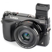 Panasonic Lumix DMC-GX7 Digital Camera-topendau