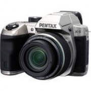 Pentax X-5 Digital Camera -Silver