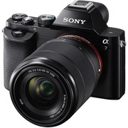 Sony Alpha a7 Mirrorless Digital Camera