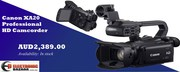 Canon XA20 Professional HD Camcorder- PAL