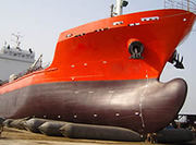 Marine Airbags for Ship Launching &  Hauling Out