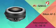 Nikon AF-S Teleconverter TC-14E III – AllGain.com.au