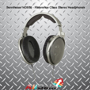 Get Sennheiser HD650 - Reference Class Stereo Headphones