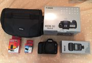 Canon EOS 5D Mark III 22.3 MP Digital SLR Camera - Black -EXCELLENT +