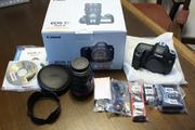 Brand New Canon EOS 5D Mark III DSLR Camera