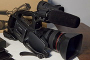 Canon XF305 Professional PAL Camcorder