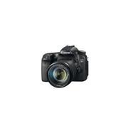 EOS 70D Digital SLR Camera with 18–135mm IS STM Lens - Black