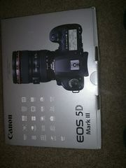 Canon EOS 5D Mark III For sale Just like New