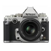 Nikon - Dƒ DSLR Camera with AF-S NIKKOR 50mm f/1.8G Special Edition Le