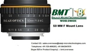 35 MM & 50 MM F MOUNT MACHINE VISION LENS – MACHINE VISION INDIA