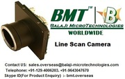 Line Scan Cameras-BalaJi MicroTechnologies (BMT)