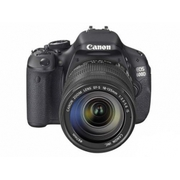 Canon EOS 600D SLR camera kit with