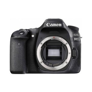 Canon EOS 80D 24.2MP Digital SLR Camera890