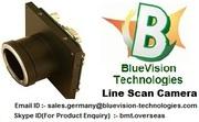 LINE SCAN CAMERA-BlueVision Technologies (BVT)