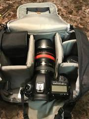 WTS Canon 5D Mark iii Body & 24-105mm Lens 10, 190 Shutter Count!