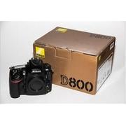 Nikon D800 36.3 MP Digital SLR Camera (Body On