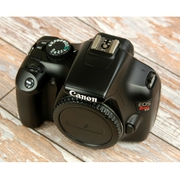 Canon EOS1100d Rebel T3 Digital Slr With Charger Battery
