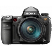 Sony Alpha DSLRA850 24.6MP Digital SLR Camera  jjj