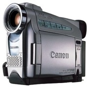 Canon ZR25MC Digital Camcorder with Built-in Di