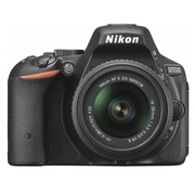 Nikon D5500 DSLR Camera with AF-S DX NIKKOR 18-55m