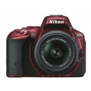 Nikon - D5500 DSLR Camera with AF-S DX NIKKOR 18-55mm f/3.5-5.6G VR