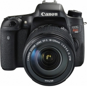 Canon - EOS Rebel T6s DSLR Camera with EF-S 18-135mm IS STM