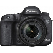 Canon - EOS 7D Mark II DSLR Camera with EF-S 18-