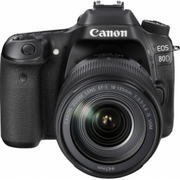 Canon - EOS 80D DSLR Camera with 18-135mm 000