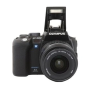 Olympus Evolt E500 8MP Digital SLR with Zuiko