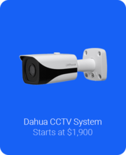 CCTV Security Installation Cameras in Brisbane